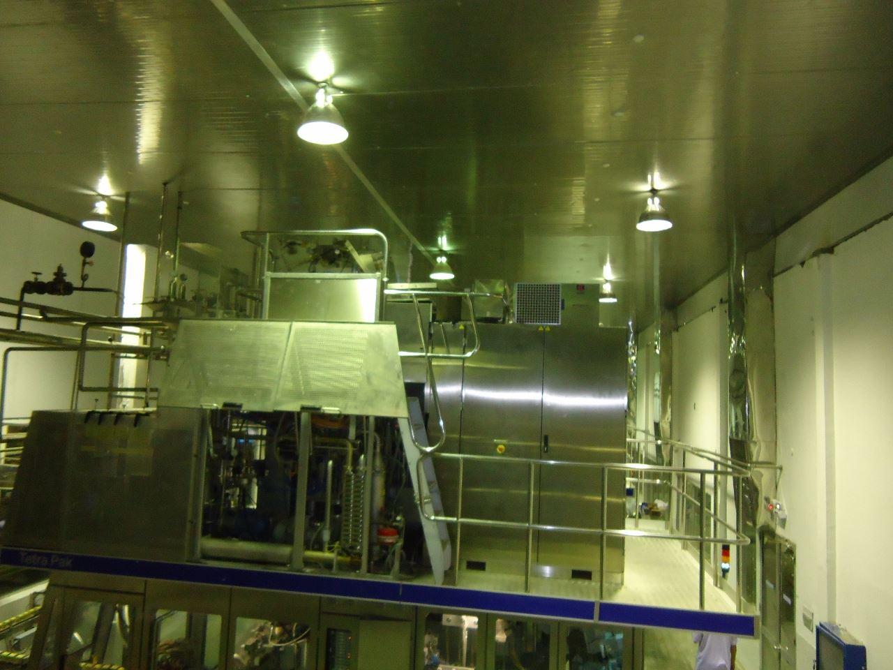 Công ty Cơ Điện Lạnh Tuổi Trẻ (YOCO M&E) đã thi công hệ thống điều hòa không khí Nhà máy sữa đậu nành Việt Nam (VINASOY)