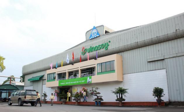 Nhà thầu Cơ Điện Lạnh Tuổi Trẻ đã thi công hệ thống điều hòa trung tâm Chiller giải nhiệt gió cho Nhà máy Sữa Đậu Nành Việt Nam - VINASOY