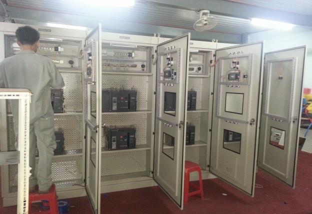 hệ thống tủ hòa đồng bộ