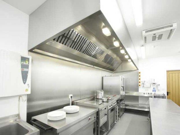 tiêu chuẩn thiết kế thông gió nhà bếp
