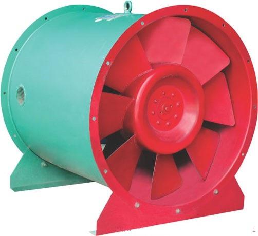Các loại quạt công nghiệp dùng trong hệ thống PCCC