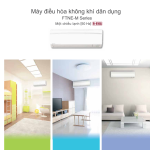 may dieu hoa treo tuong Daikin 2015