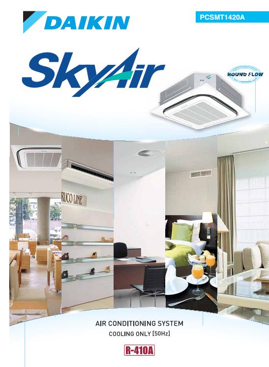 máy điều hòa không khí Skyair Daikin