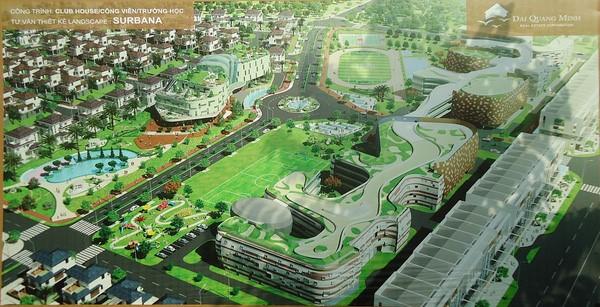 đại quang minh , khu đô thị mới, công ty cơ điện lạnh, nhà thầu cơ điện lạnh, điều hòa không khí, điều hòa trung tâm,