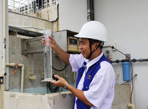 xử lý nguồn nước, xử lý nước thải, xử lý nước nào, chất lượng nước thải, khử tuyển nổi, xử lý bể kị khí, xử lý hiếu khí, bảo vệ môi trường