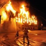 Một số cách cơ bản thoát nạn khỏi đám cháy