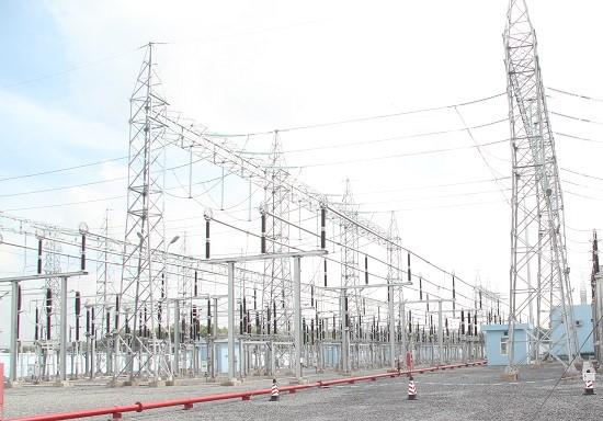 công trình cấp điện trọng điểm