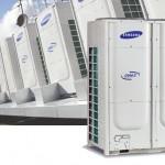 hệ thống điều hòa trung tâm Samsung DVM S