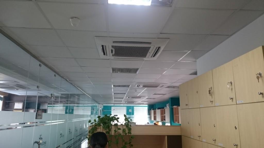 Khối văn phòng – Khu đô thị PhoDong Village