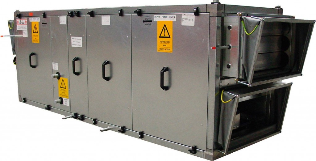 Các công ty cơ điện lạnh chia sẻ điều hòa không khí FCU – AHU là gì ?