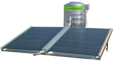 Nhà thầu cơ điện lạnh chia sẻ cách sử dụng máy nước nóng năng lượng mặt trời an toàn