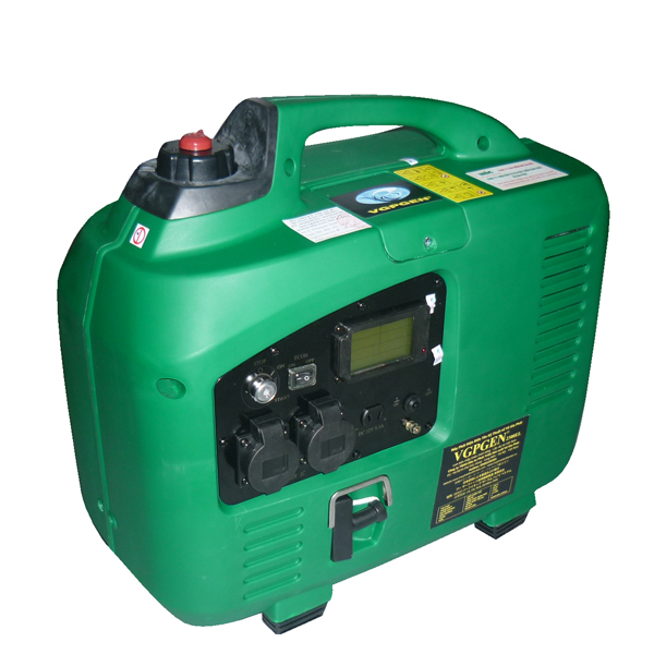 Thi công cơ điện - Máy phát điện biến tần VGPGEN 5600EL
