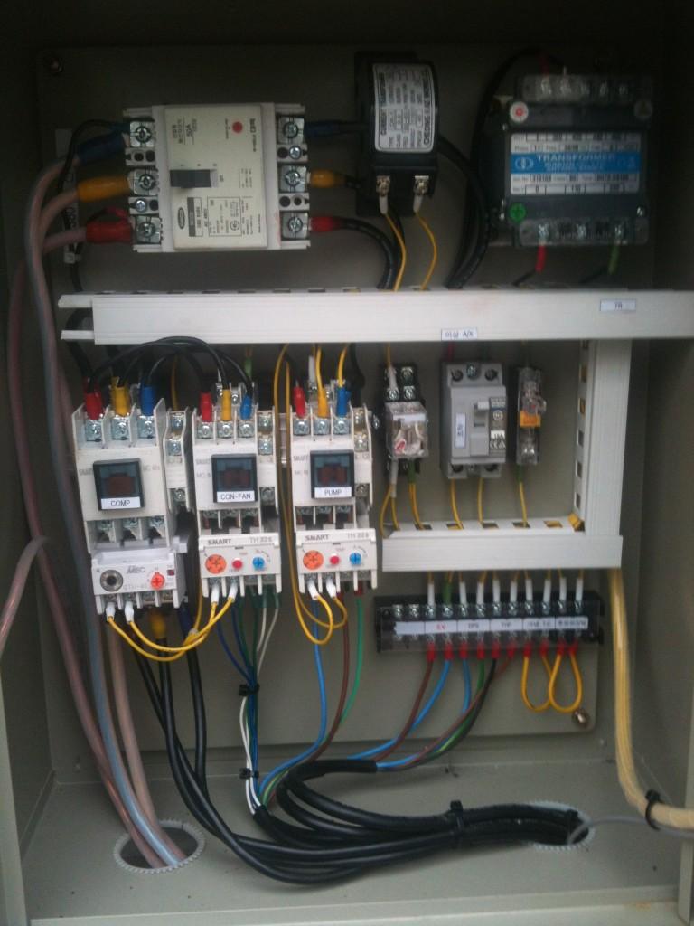 Kí hiệu thường dùng trong thi công hệ thống điện