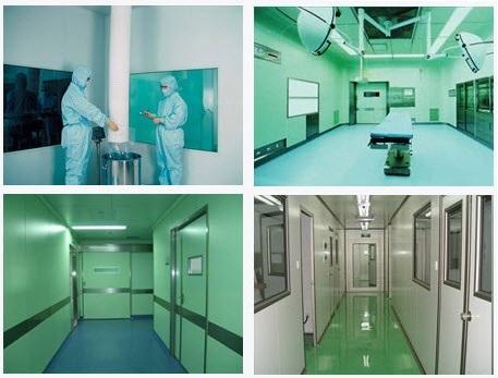 Cơ điện lạnh và hệ thống phòng sạch