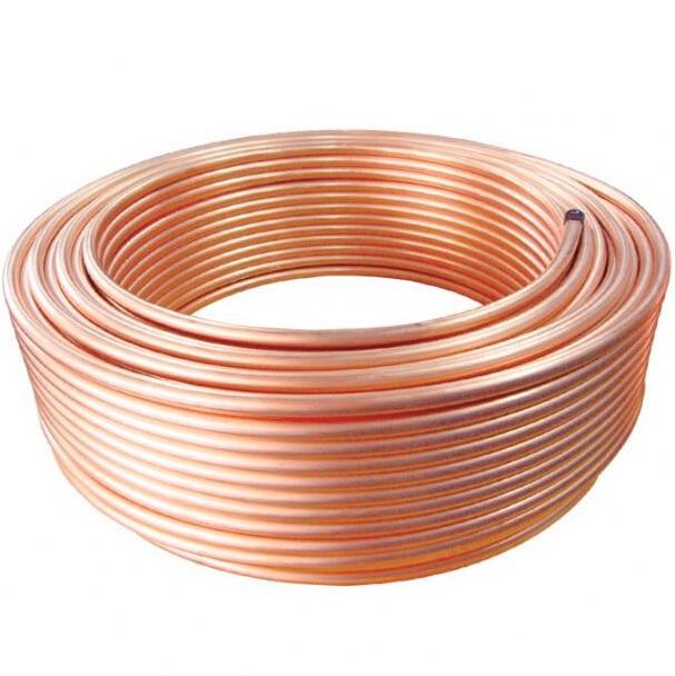 Công ty điện lạnh phân biệt ống đồng (ống dẫn gas) máy lạnh
