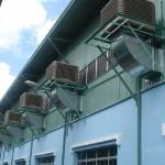 Nhà thầu m&e cho biết: hệ thống thông gió là hệ thống trao đổi không khí từ bên trong ra bên ngoài, mục đích điều hòa không khí, giảm nhiệt độ trong phòng...