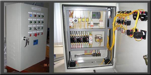 Các nhà thầu cơ điện lạnh với tủ điện công nghiệp