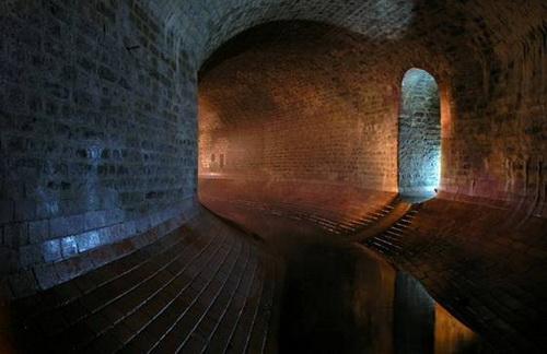Thi công hệ thống thoát nước ngầm trong cơ điện lạnh