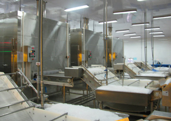 Những sự cố thường gặp ở kho lạnh trong hệ thống cơ điện lạnh