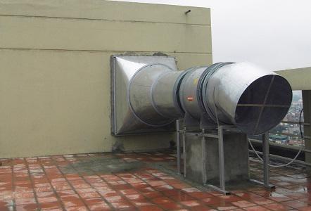 Công ty điện lạnh và hệ thống tăng áp cầu thang