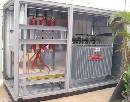 Trạm Kios trong hệ thống cơ điện