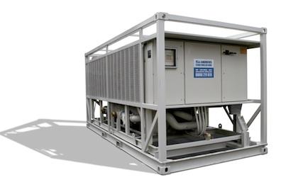 Máy lạnh trung tâm hệ thống Chiller