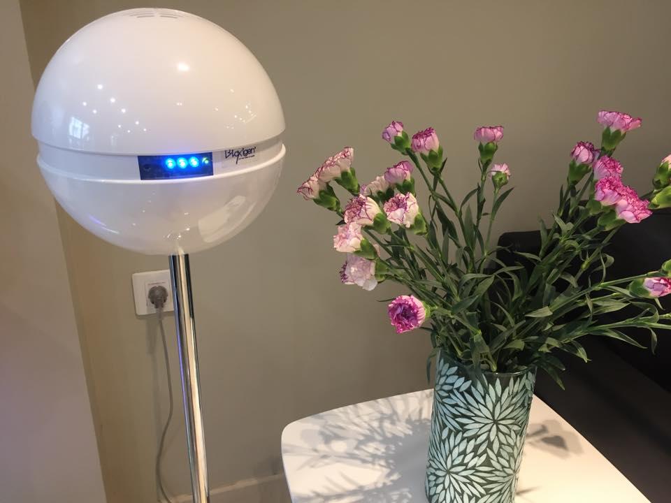 Nhà thầu điện lạnh giới thiệu máy làm sạch không khí Bioxigen
