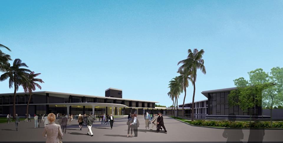 Khu phức hợp Mekong Riverside Complex