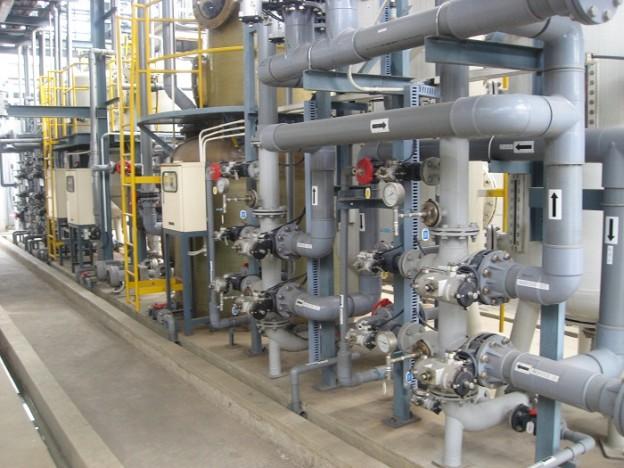 Công trình thi công cơ điện-Hệ thống cấp thoát nước