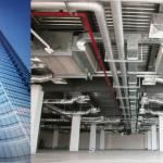 Hệ thống điện lạnh cho tòa nhà cao ốc,chung cư