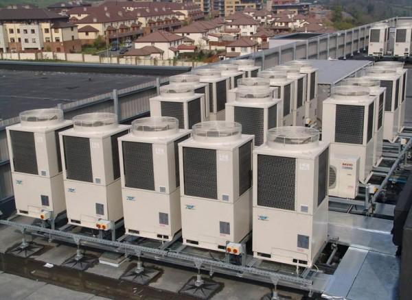 Hệ thống máy lạnh trung tâm VRF Panasonic