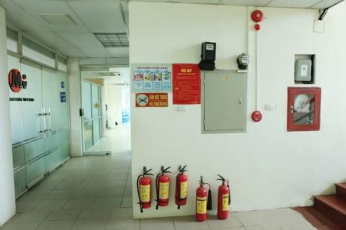 Dụng Cụ Phòng Cháy Chữa Cháy