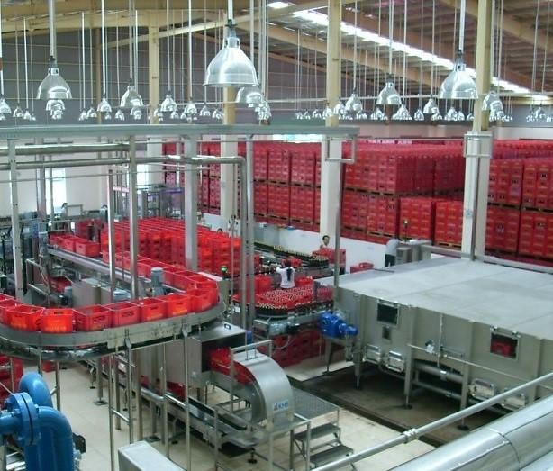 YOCO M&E lắp đặt hệ thống điện chiếu sáng cho Nhà máy bia Sài Gòn