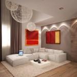 Hệ thống điện chiếu sáng phòng khách