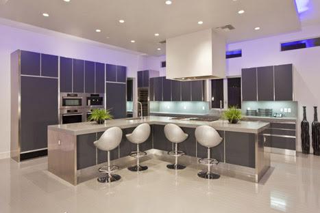 Thiết kế ánh sáng cho phòng bếp