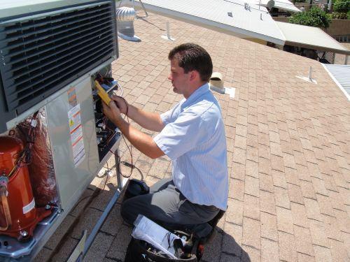 Công ty cơ điện hướng dẫn thay block máy lạnh