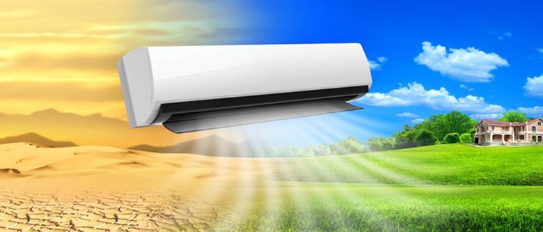 Máy lạnh 1 chiều làm mát không khí ngay lập tức