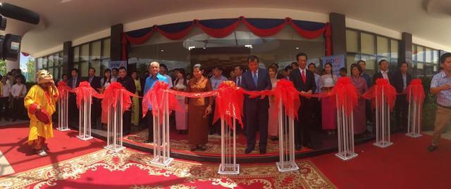 Lễ khánh thành và bàn giao khu phức hợp Mekong Riverside Complex