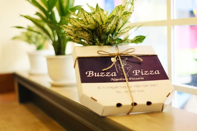Nhà hàng Buzza Pizza