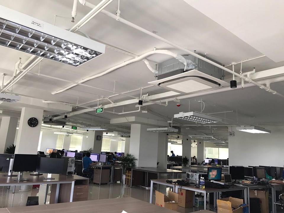 Văn phòng Tập đoàn HLS Việt Nam