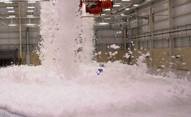 Hệ thống chữa cháy bằng nước do Cơ điện lạnh tuổi trẻ thi công