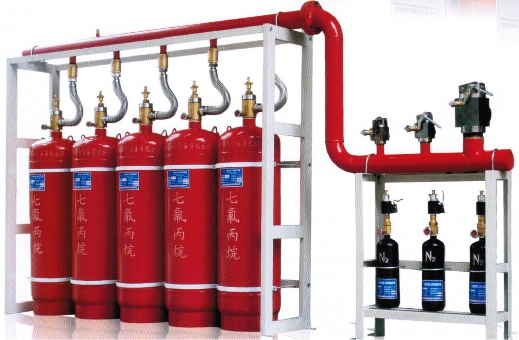 Đây là hệ thống chữa cháy thường được dùng trong các tòa nhà cao tầng