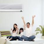 Sử dụng điều hòa thông minh giúp tiết kiệm điện hiệu quả