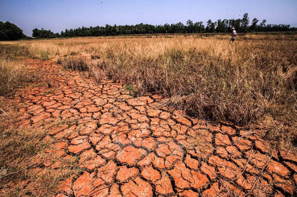 Hạn hán đang ngày một nghiêm trọng hơn do biến đổi khí hậu