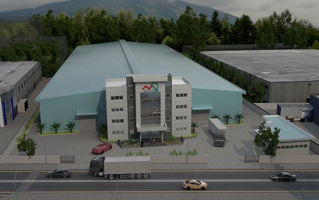 Nhà máy Nghĩa Phát Steel