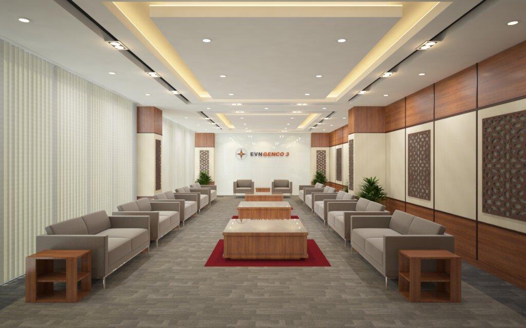 Văn phòng Tổng công ty Phát Điện 3