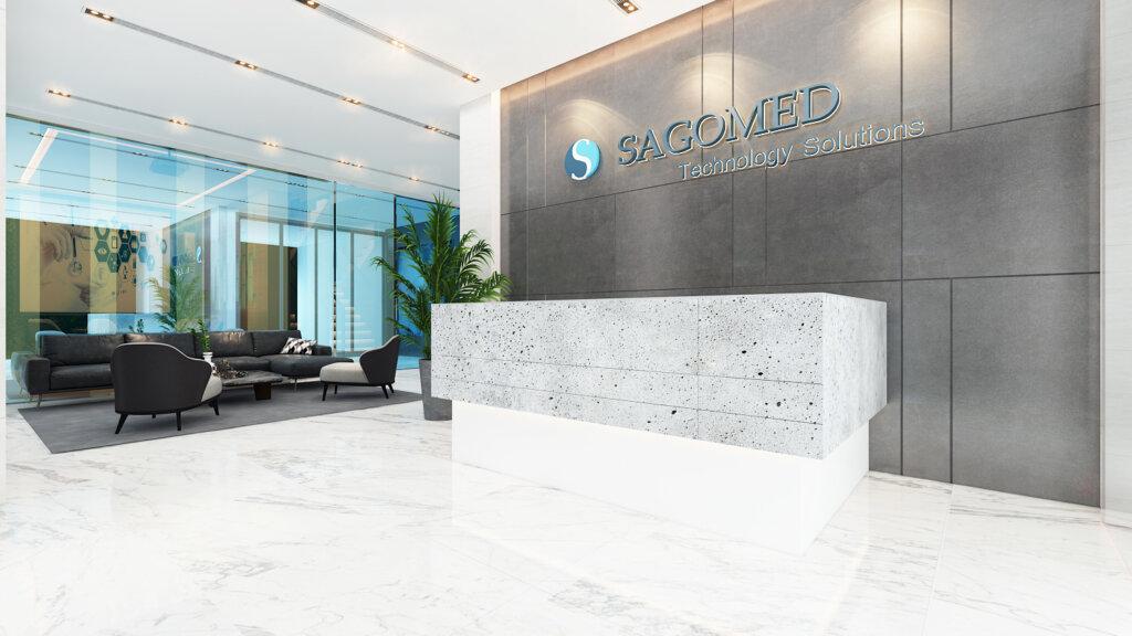 Tòa nhà văn phòng Sagomed